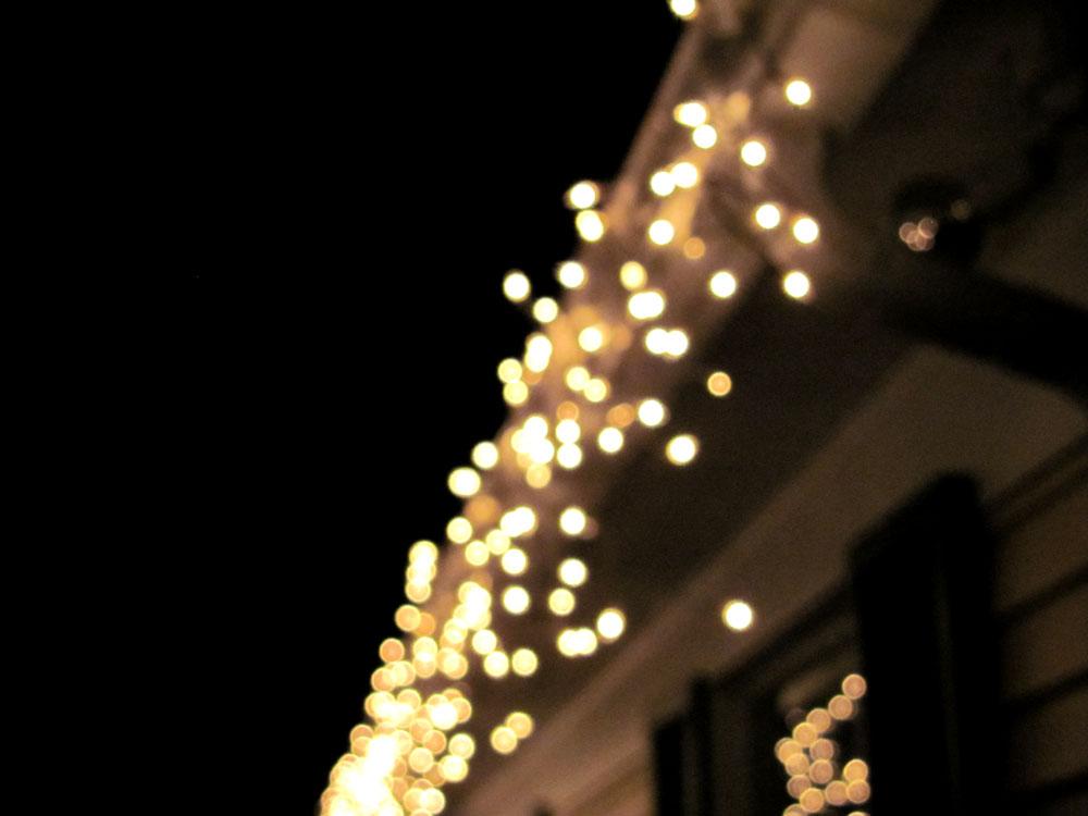 blurry christmas lights merry - photo #13